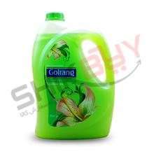 مایع دستشویی صدفی سبز ۳۷۵۰ گرمی گلرنگ