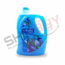 مایع دستشویی صدفی آبی ۳۷۵۰ گرمی گلرنگ