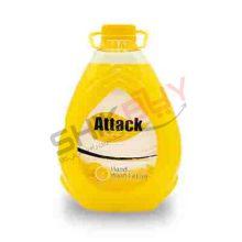 مایع دستشویی زرد ۱ لیتری – اتک