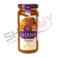 مربای پرتقال ۳۱۰ گرمی شانا