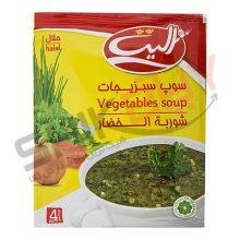 سوپ سبزیجات الیت