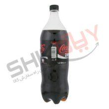 نوشابه۱/۵ لیتری کوکا کولا زیرو