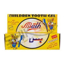 خمیر دندان ژله ای موزی بچه ۸۰گرمی