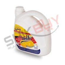مایع ظرفشویی لیمو ۴۰۰۰گرمی بس