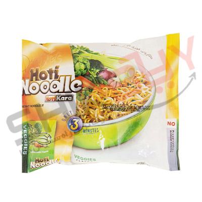 نودل۷۷گرمی باطعم سبزیجات هاتی کارا