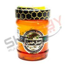 عسل ۴۵۰ گرمی بدون موم خمین