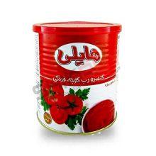 رب گوجه فرنگی ۸۰۰گرمی هایلی