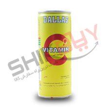 ویتامین سی قوطی دالاس