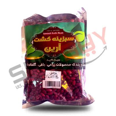 لوبیا قرمز ۴۵۰گرمی سبزینه
