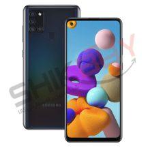 گوشی موبایل ۶۴ گیگابایت Samsung مدل GALAXY A21S